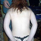 Servitude and bound up porn scenes.