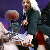 Photos of knob and ball torture.