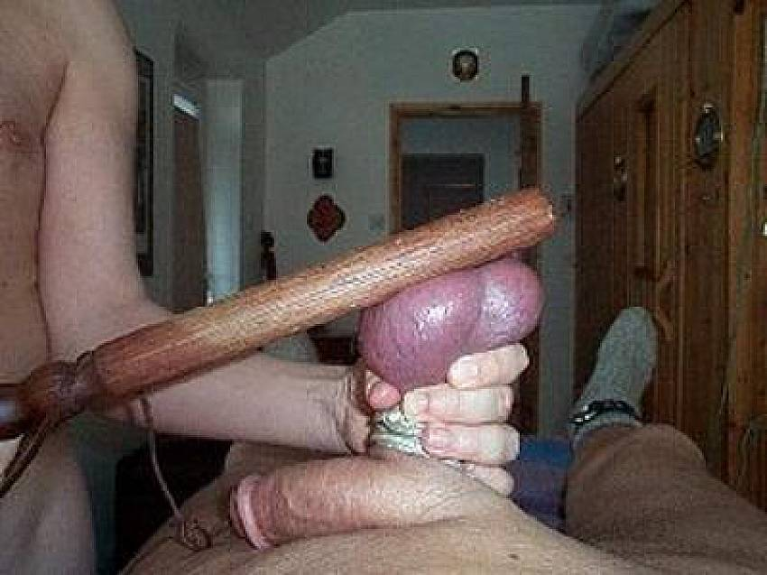 Dominated by sister cock torture